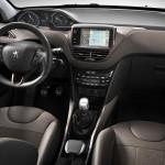 Novo Peugeot 2008 2016 interior