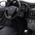 Sandero Stepway interior