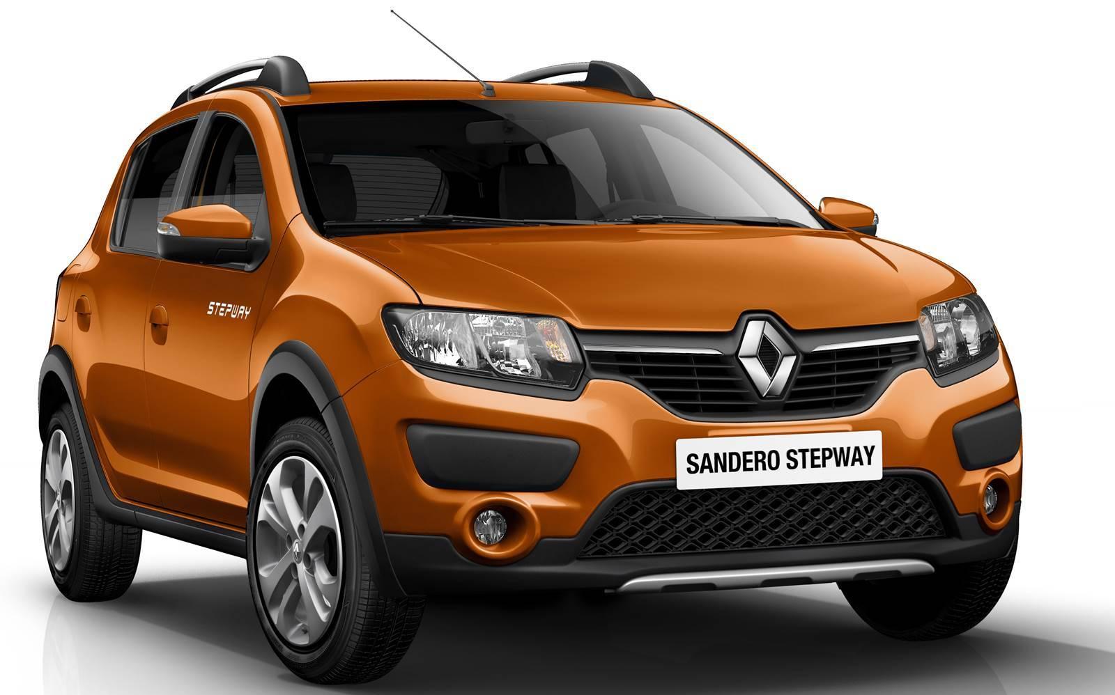 Renault Sandero Stepway 2015 2016