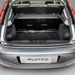 Novo Fiat Punto 2016 - porta malas