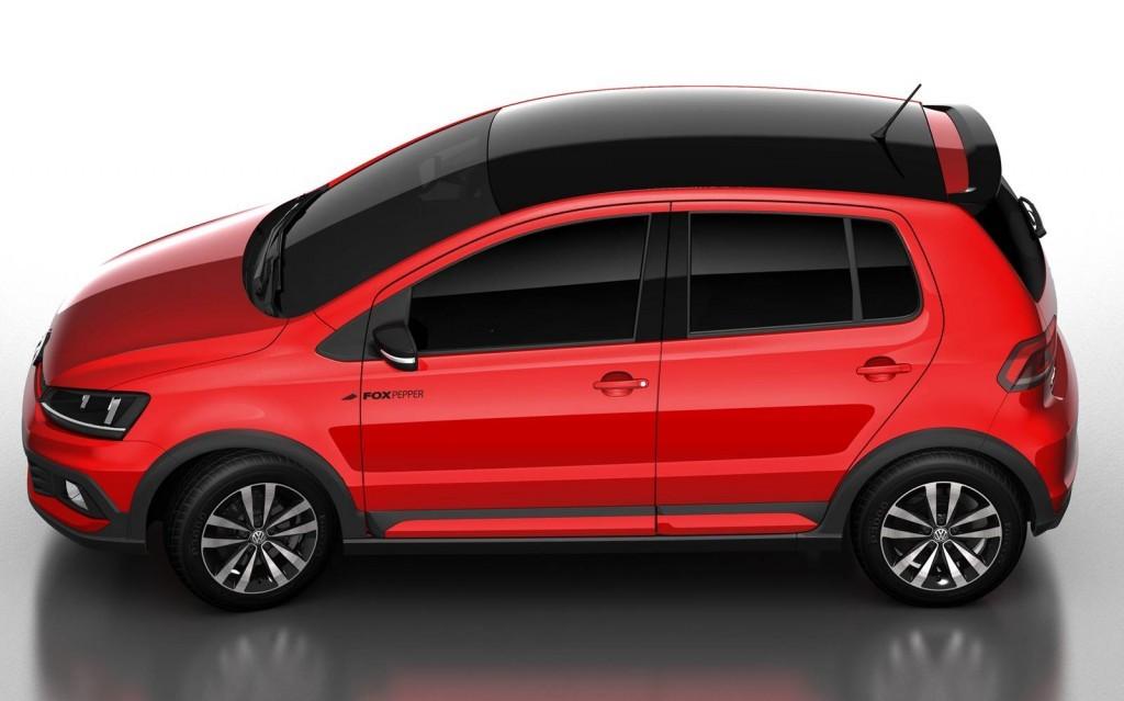 Novo Volkswagen Fox 2016