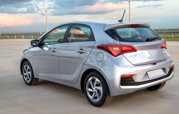 Novo Hyundai HB20 2016