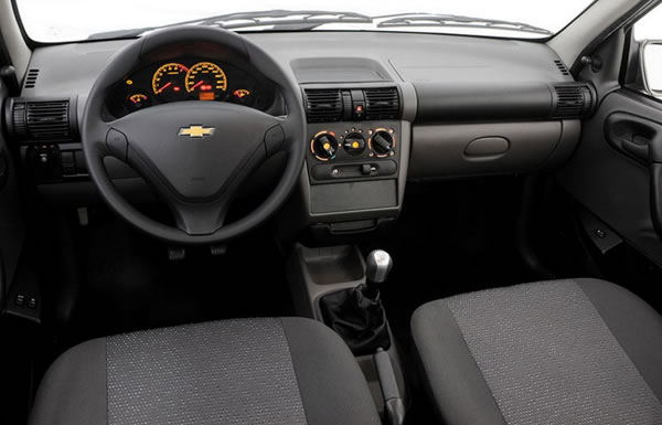 Novo Classic interior