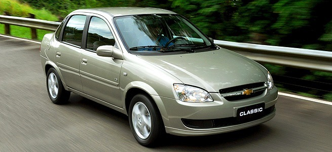 Novo Chevrolet Classic