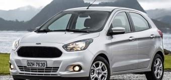 Novo Ford Ka 2016 – Preço, Fotos, Interior, Consumo, Potência, Opinião