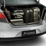 Novo Prisma 2016 - porta malas