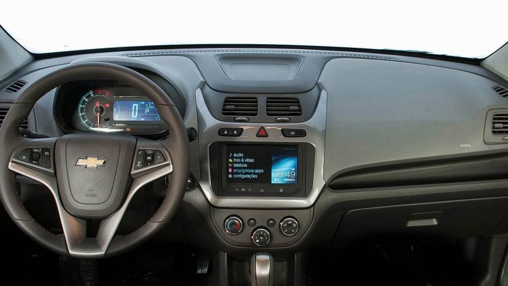 Novo Cobalt - interior