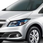 Novo Chevrolet Prisma 2016