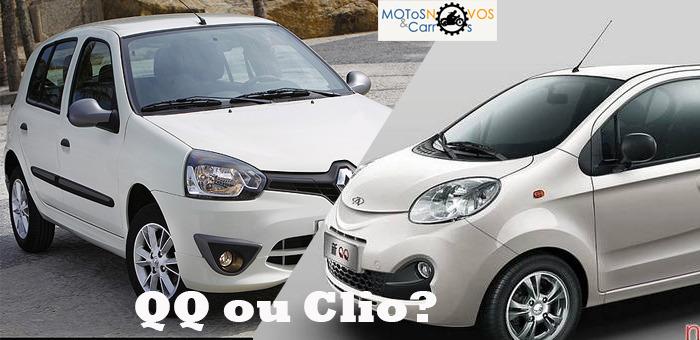 QQ ou Clio