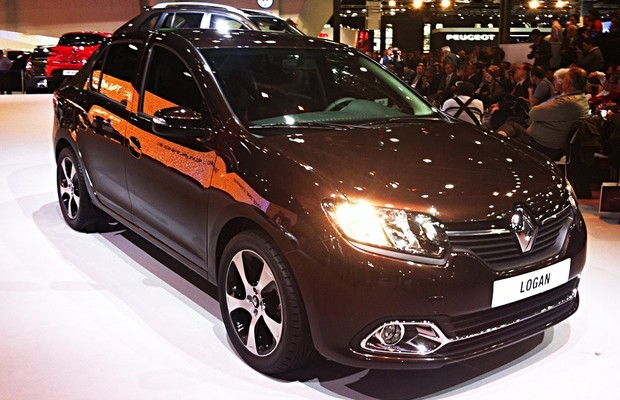 Renault Logan 2016