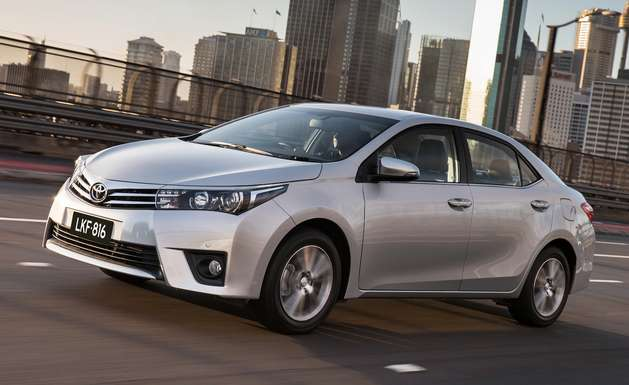 2016 Toyota Corolla Interior And Price Pictures to pin on Pinterest