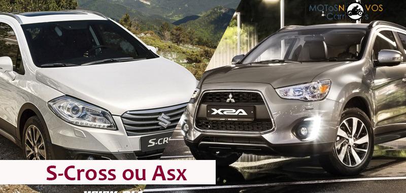 S-Cross ou Asx