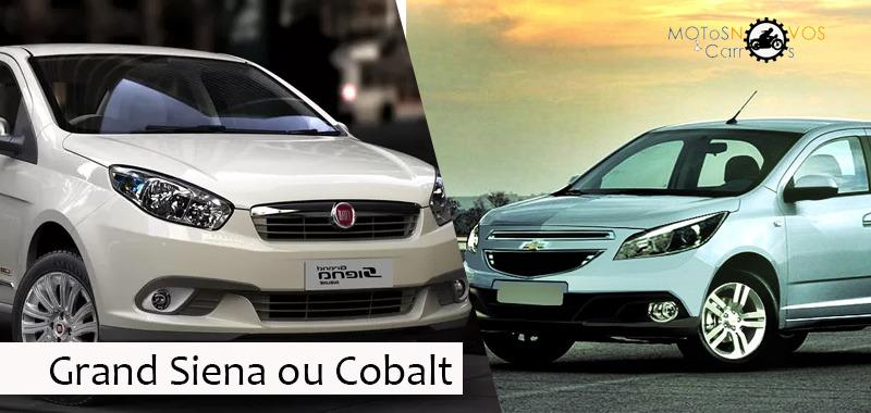 Grand Siena ou Cobalt