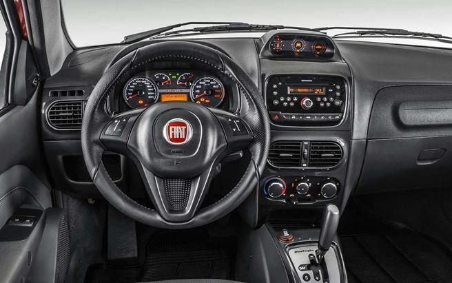 Nova Fiat Strada 2016