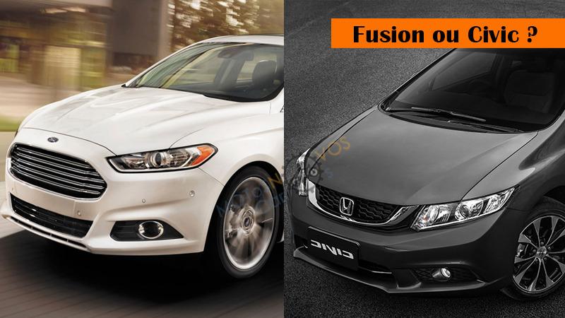 Fusion ou Civic