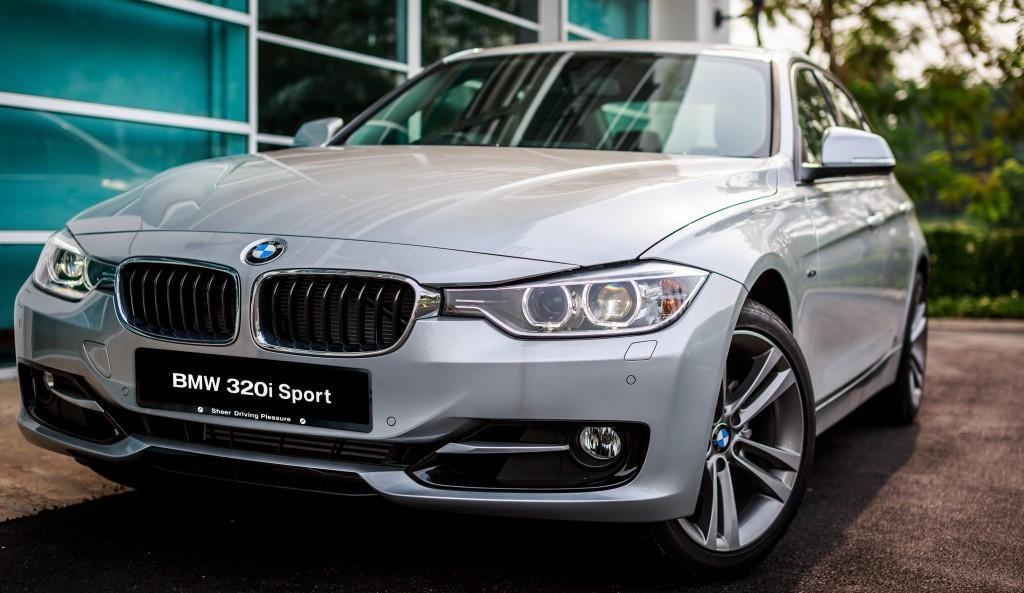 Nova BMW série 3 2016
