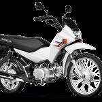 Nova Honda Pop 2016