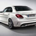Nova Mercedes Classe C 2016