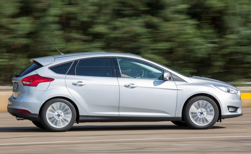 Novo Focus 2016 Hatch