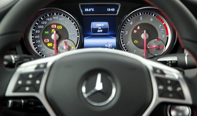 Novo Mercedes GLA 250 2016