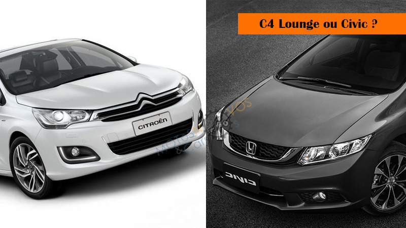 C4 Lounge ou Civic