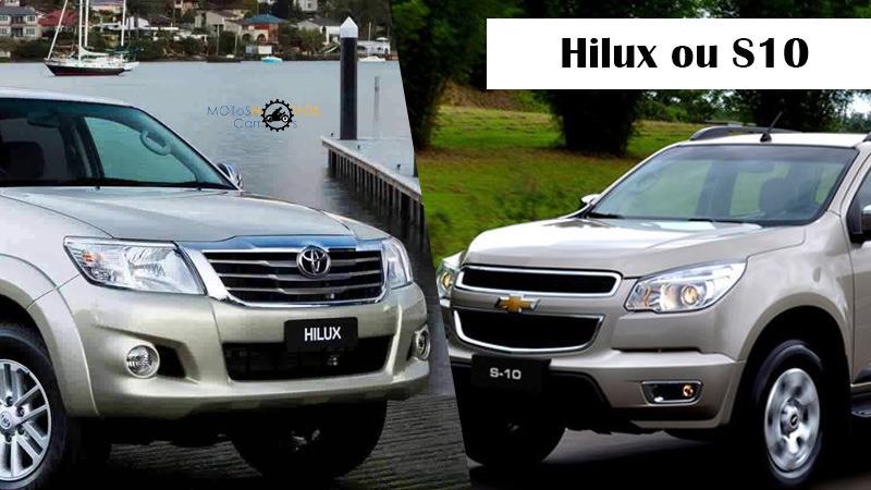 Hilux ou S10