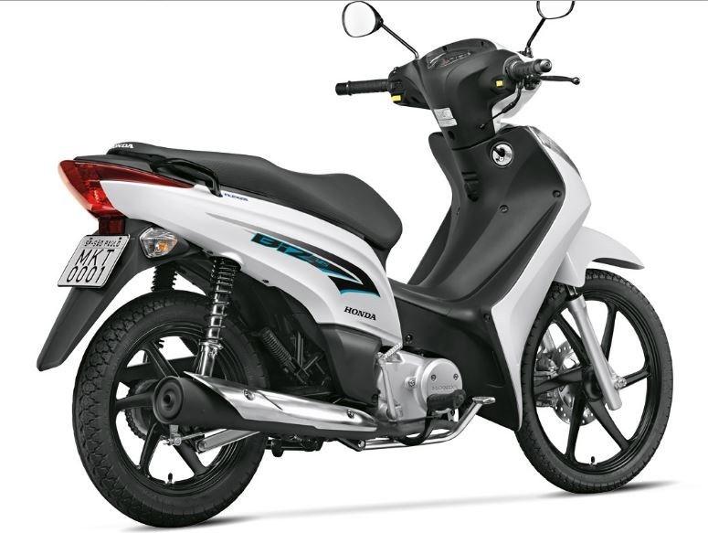 Nova Honda Biz 2016