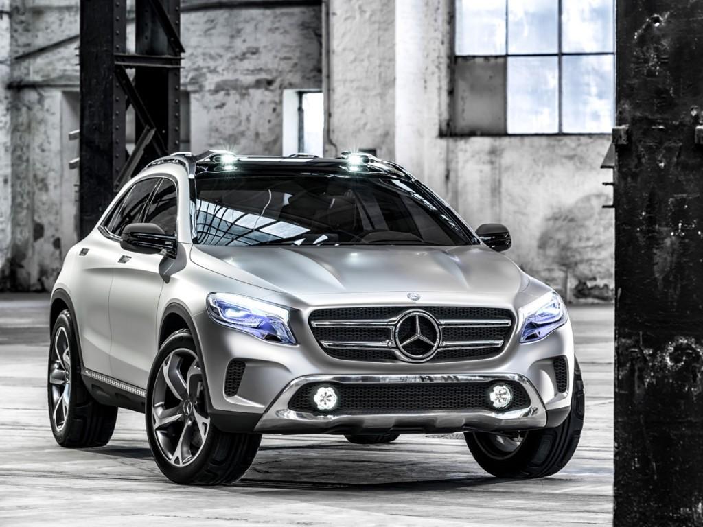 Novo Mercedes GLA 250 2016 preço