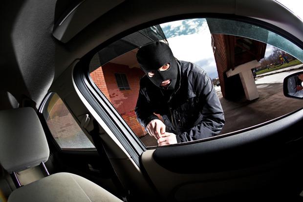 Carros mais roubados no Brasil