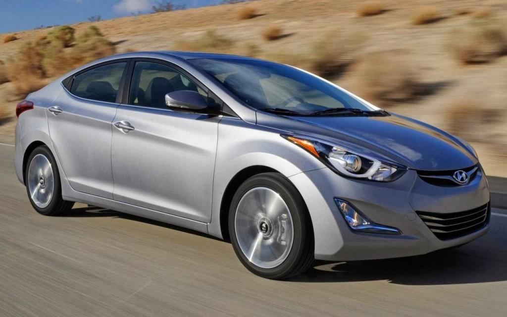 New Hyundai Elantra 2016