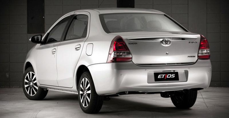 Novo Etios 2016 Sedan