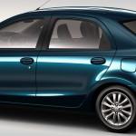 Novo Toyota Etios 2016 sedan