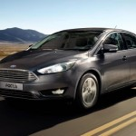 Novo Ford Focus Fastback 2016