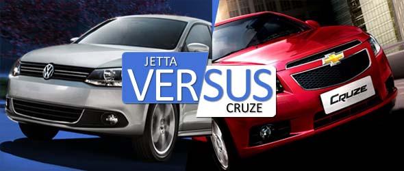 Jetta ou Cruze