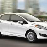 New Fiesta 2016 Sedan
