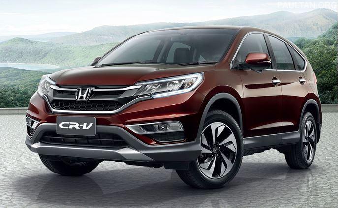 Nova CRV 2016 preço - valor