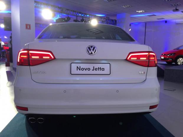 Novo Jetta 2016