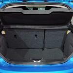 New Fiesta Hatch porta malas