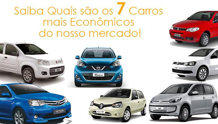 Carros Mais Econômicos