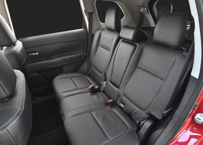 Nova Mitsubishi Outlander 2016