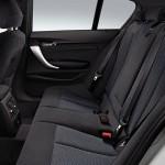 BMW série 1 2016 interior