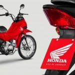 Nova Honda Pop 110i