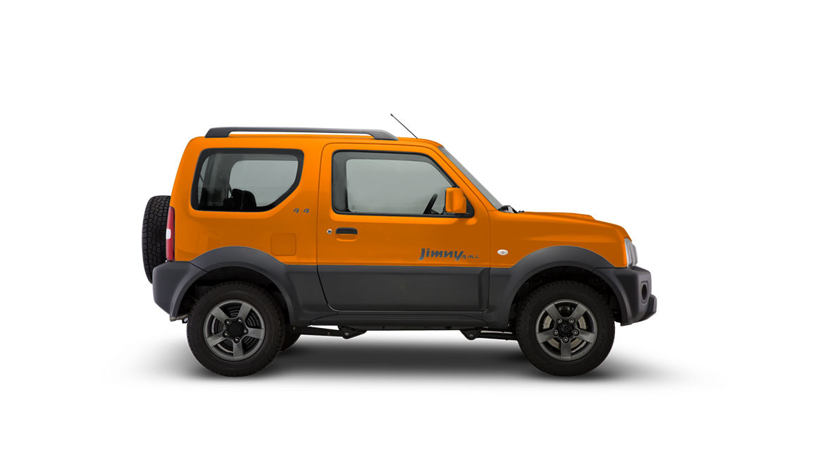 Novo Jimny 2016 da Suzuki, Preço, Potência, Ficha Técnica