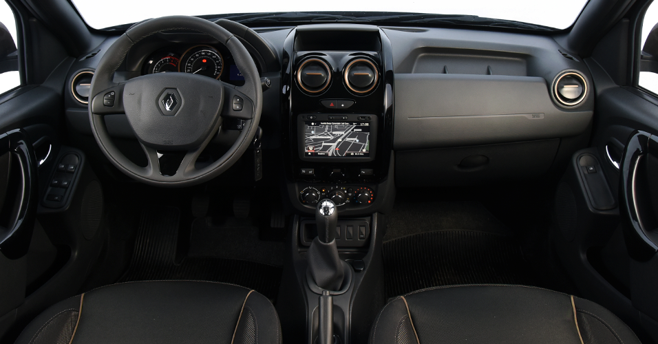 Nova Renault Duster 2016