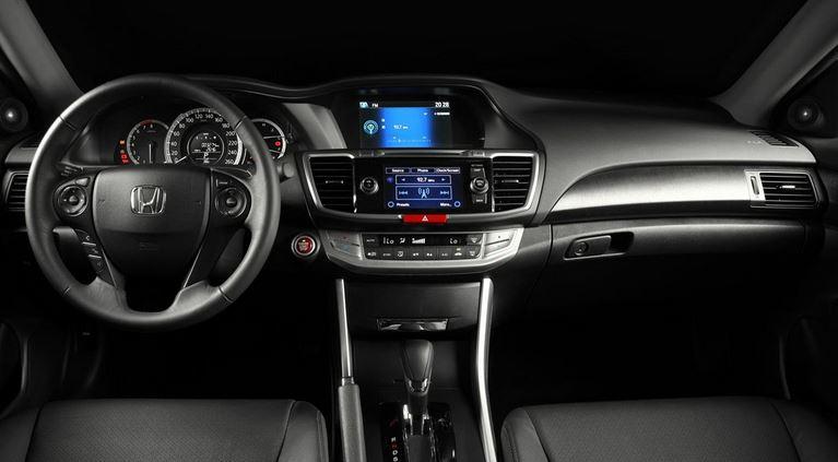 Novo Honda Accord 2016 Pre O Interior Fotos Avalia O