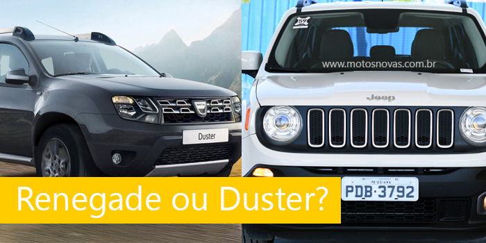Renegade ou Duster
