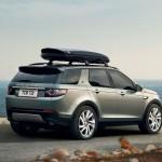 Nova Land Rover Discovery 2016