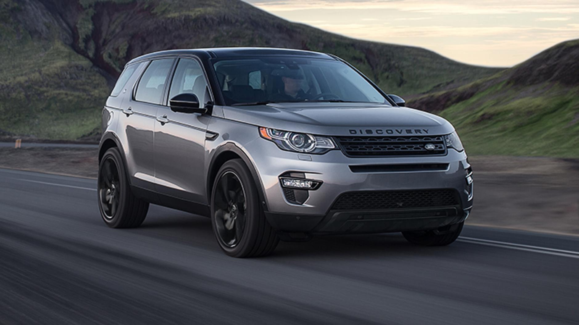 nova land rover discovery sport 2016 e seu lan amento. Black Bedroom Furniture Sets. Home Design Ideas