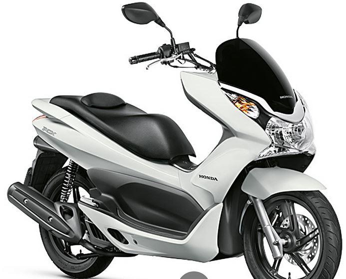 Nova Honda PCX 2016