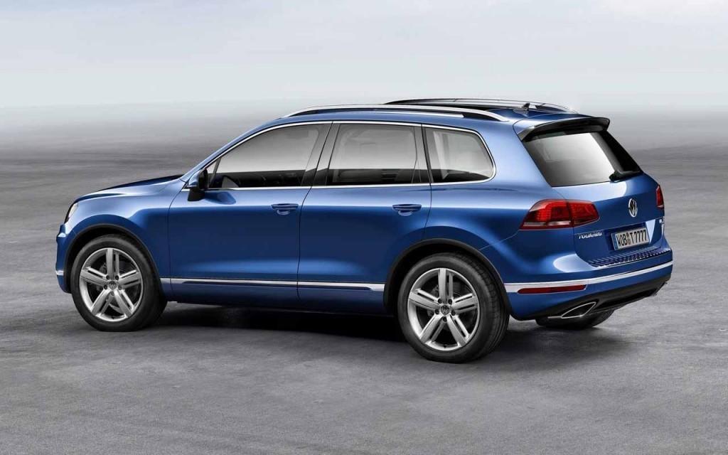 Novo VW Touareg 2016
